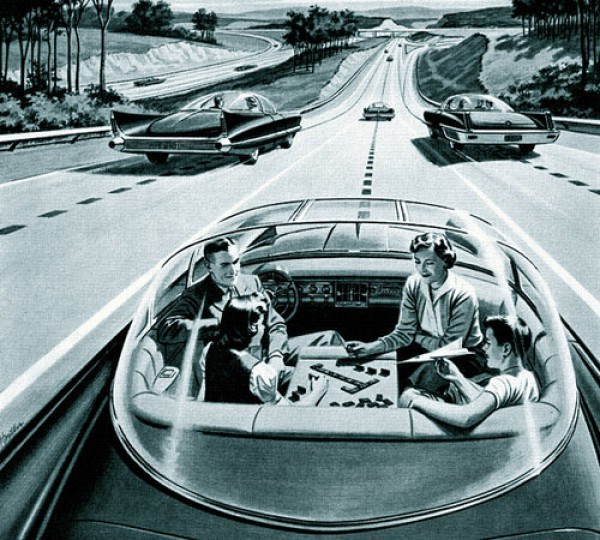 65 προηγούμενες προβλέψεις για μελλοντικά ταξίδια (20 φωτογραφίες)