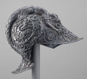 Helmets from the Age of Armored Combat (32 photos) 7