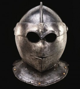 Helmets from the Age of Armored Combat (32 photos) 9