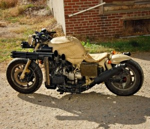 Motorcycle with Two Guns (12 photos) 10