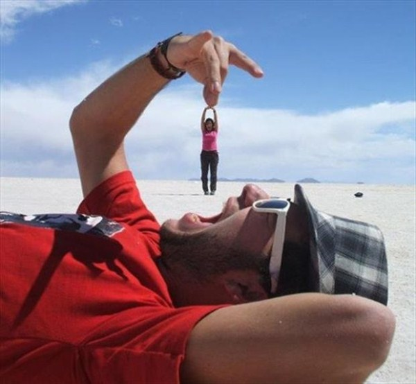 Real life optical illusions dumpaday 14