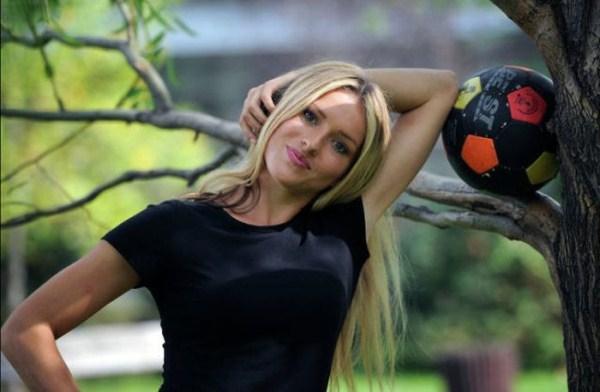Tihana nemcic το πιο hot προπονητής ποτέ 1 Το πιο καυτό προπονητής ποτέ (26 φωτογραφίες)