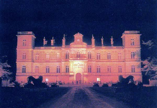0 Inside a Bizarre Rothschild Party (20 photos)