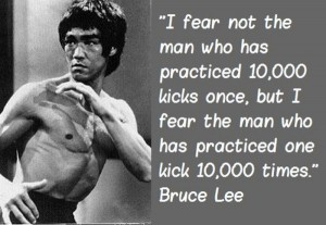 Psilosophy of Life According To Bruce Lee (15 photos) 10