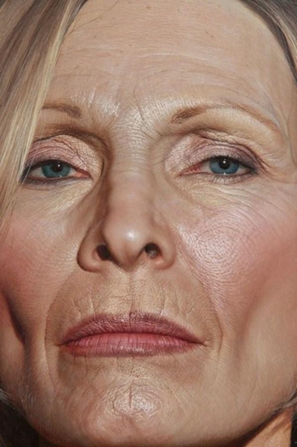 104 Μυαλό ανατίναξη hyperrealistic Πίνακες (29 φωτογραφίες)