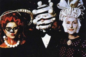 Inside a Bizarre Rothschild Party (20 photos) 2
