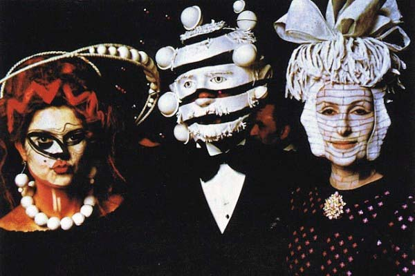 1102 Inside a Bizarre Rothschild Party (20 photos)