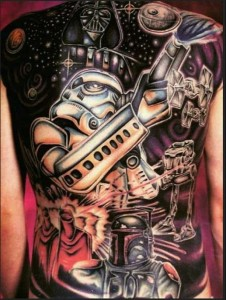 138 Extremely Large Tattoos (138 photos) 1
