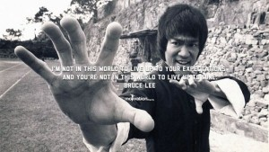 Psilosophy of Life According To Bruce Lee (15 photos) 11