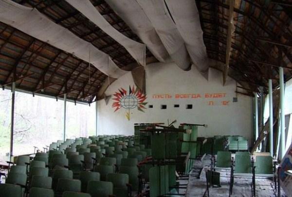 1232 Εγκαταλελειμμένα Καλοκαιρινές κατασκηνώσεις στη Ρωσία (39 φωτογραφίες)