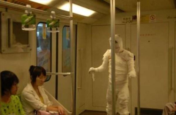 130 Εκπλήξεις οδηγώντας το μετρό (20 φωτογραφίες)