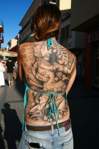 138 Extremely Large Tattoos (138 photos) 13