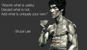Psilosophy of Life According To Bruce Lee (15 photos) 13