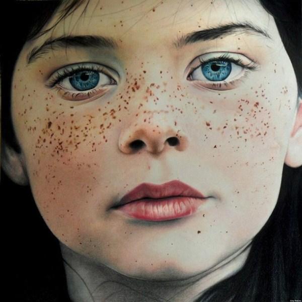 134 Μυαλό ανατίναξη hyperrealistic Πίνακες (29 φωτογραφίες)