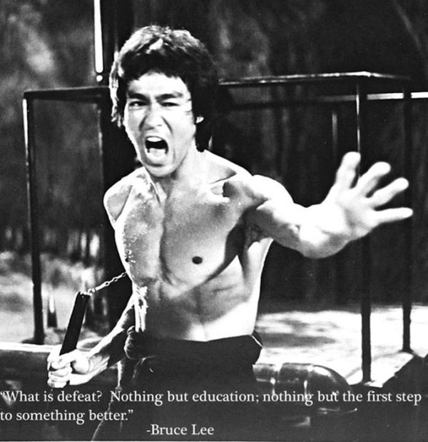 Psilosophy of Life According To Bruce Lee (15 photos) 15
