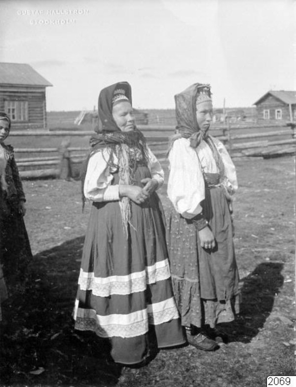 1620 Russian Village Life in 1910 (37 photos)