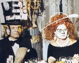 Inside a Bizarre Rothschild Party (20 photos) 19