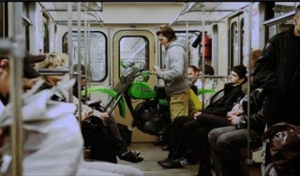178 Εκπλήξεις οδηγώντας το μετρό (20 φωτογραφίες)