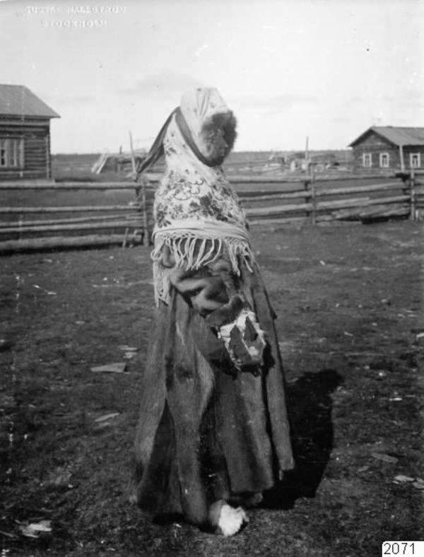 1820 Russian Village Life in 1910 (37 photos)