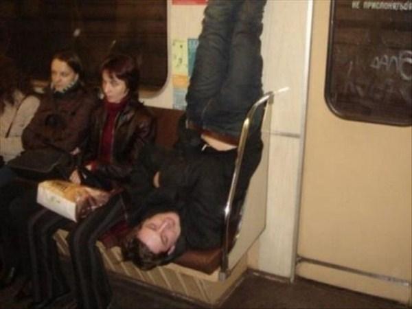188 Εκπλήξεις οδηγώντας το μετρό (20 φωτογραφίες)