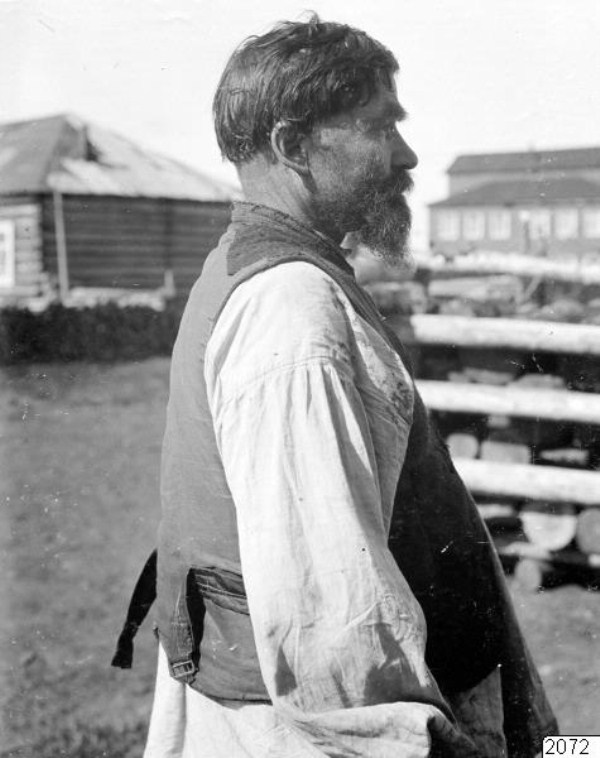 1919 Russian Village Life in 1910 (37 photos)
