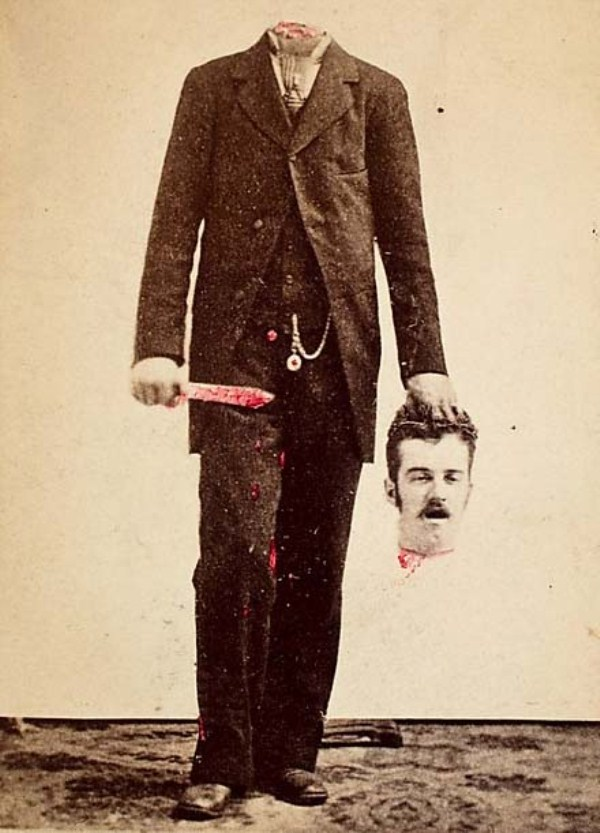Manipulated Photography Before Photoshop (37 photos) 21