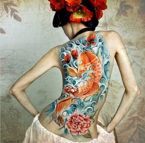 138 Extremely Large Tattoos (138 photos) 22