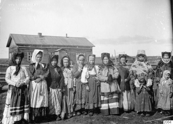 2516 Russian Village Life in 1910 (37 photos)