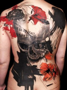 138 Extremely Large Tattoos (138 photos) 26