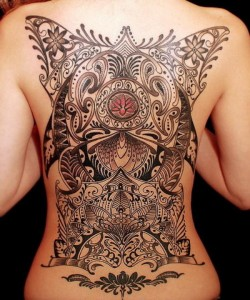 138 Extremely Large Tattoos (138 photos) 27