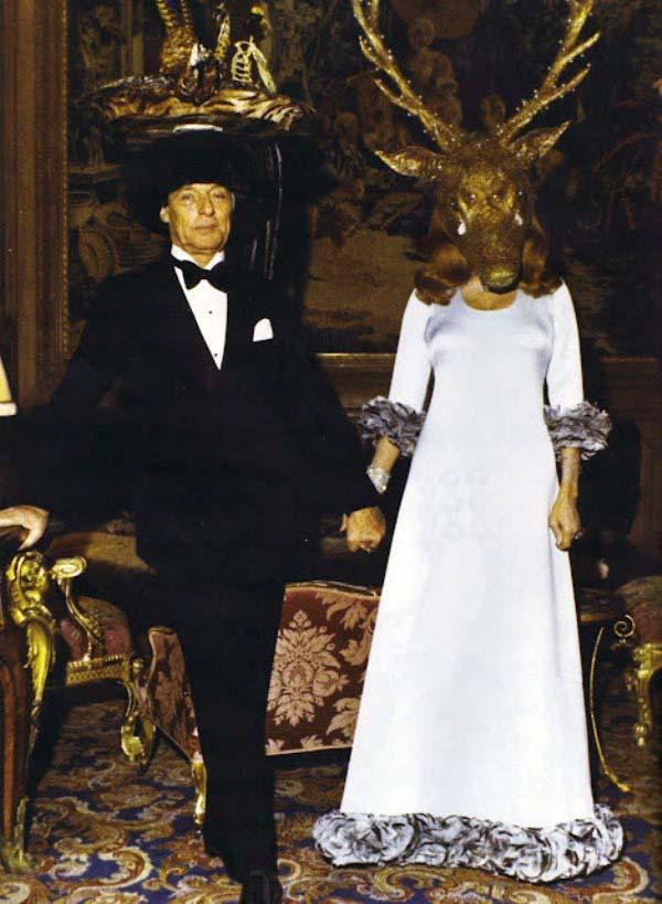 280 Inside a Bizarre Rothschild Party (20 photos)