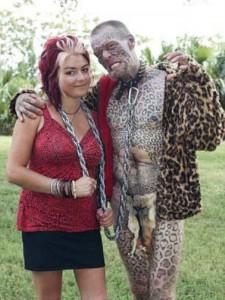 Real Life Leopard Man (12 photos) 3