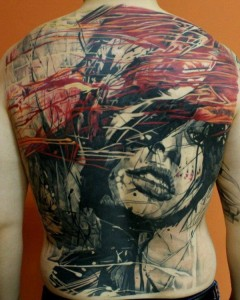 138 Extremely Large Tattoos (138 photos) 37