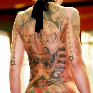 138 Extremely Large Tattoos (138 photos) 38