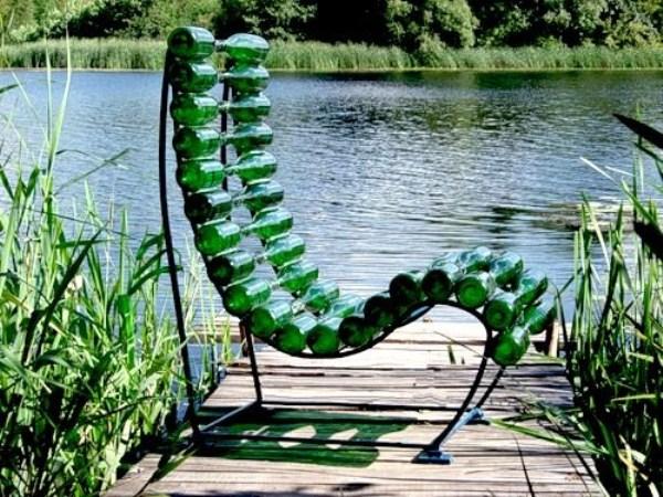 389 καρέκλες από Weird Υλικά (41 φωτογραφίες)
