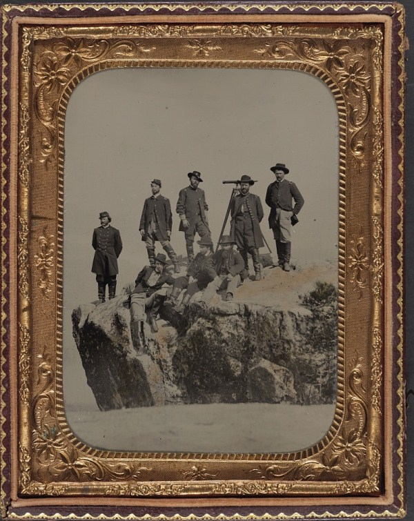 Authentic Civil War Photos (60 photos) 40