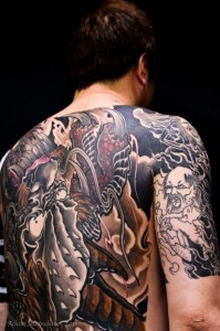 138 Extremely Large Tattoos (138 photos) 40