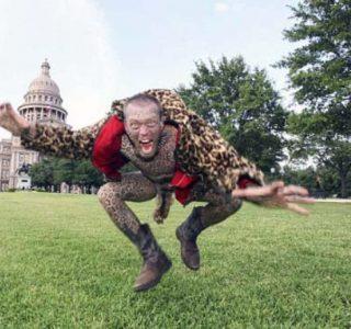 Real Life Leopard Man (12 photos)