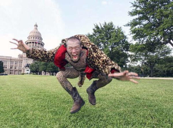 Real Life Leopard Man (12 photos) 4