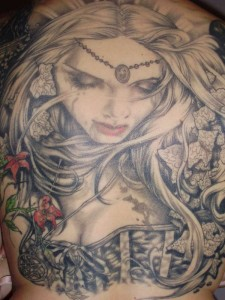 138 Extremely Large Tattoos (138 photos) 4