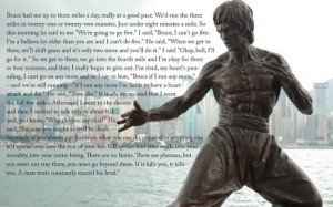 Psilosophy of Life According To Bruce Lee (15 photos) 4