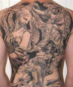 138 Extremely Large Tattoos (138 photos) 43
