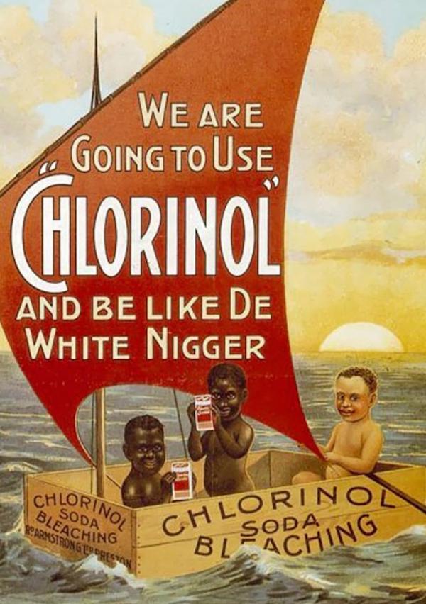 Vintage Racist Ads (44 photos) 44