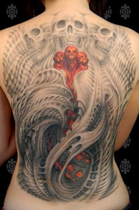138 Extremely Large Tattoos (138 photos) 49