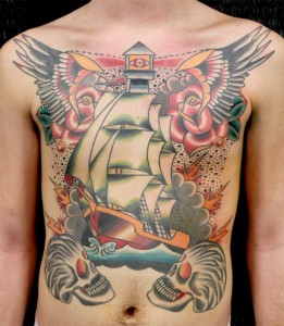 138 Extremely Large Tattoos (138 photos) 51