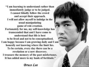 Psilosophy of Life According To Bruce Lee (15 photos) 5