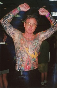 138 Extremely Large Tattoos (138 photos) 56
