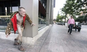 Real Life Leopard Man (12 photos) 6
