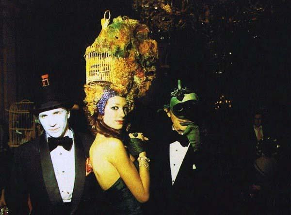 617 Inside a Bizarre Rothschild Party (20 photos)