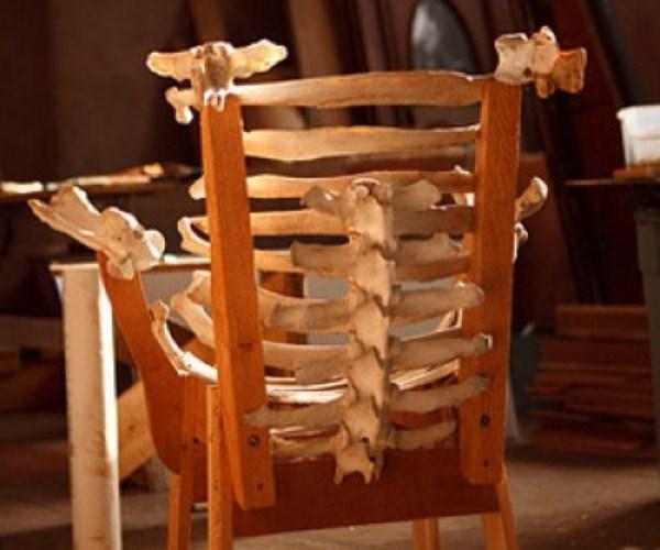 628 καρέκλες από Weird Υλικά (41 φωτογραφίες)